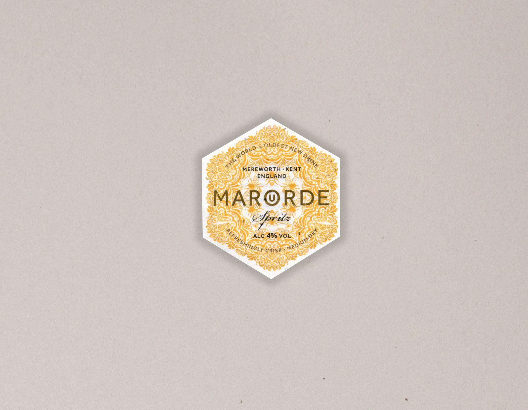 Papel con semillas para Marourde - cara A